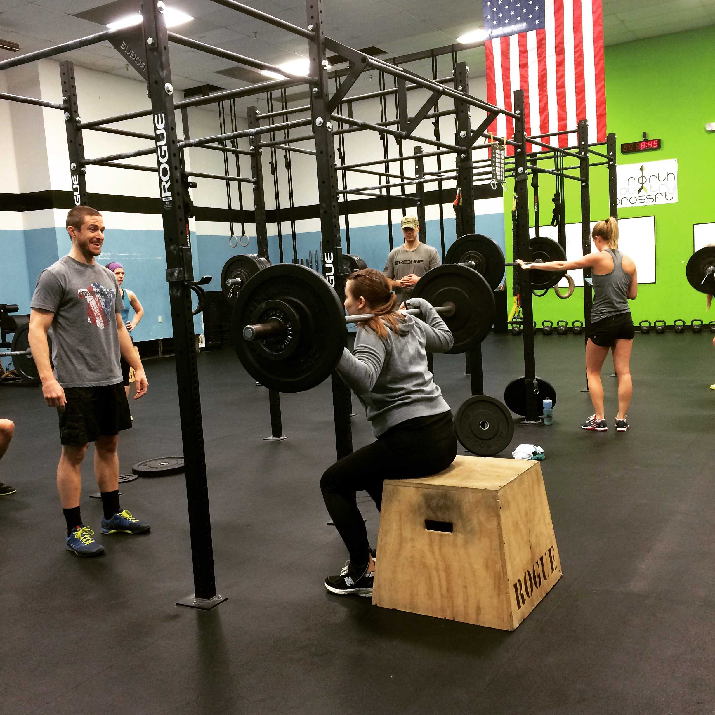 athlete of the month north country crossfit